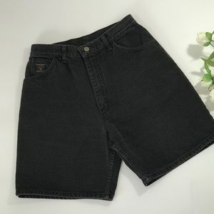 VTG Wrangler High Waisted Mom Shorts